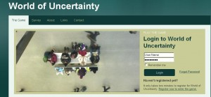 World of Uncertainty