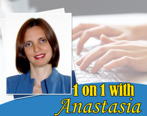 1on1 with anastasia