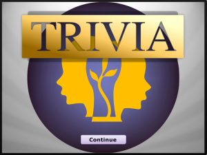Speaking Trivia Game